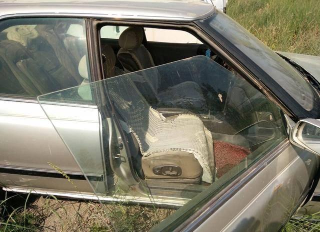 年代这么久远的车都能有无框车门无人车 无人车 第4张