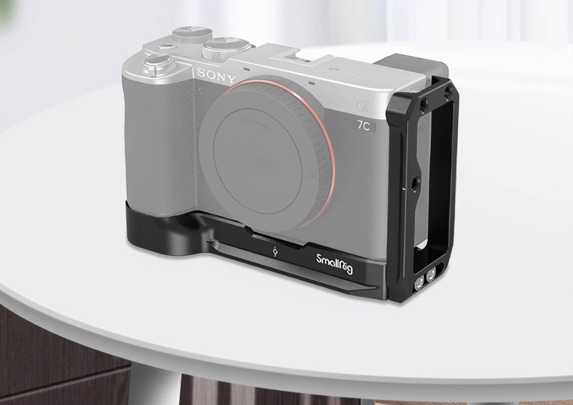原创             索尼都推荐的L板和兔笼,打算买A7C相机的不妨了解下打算