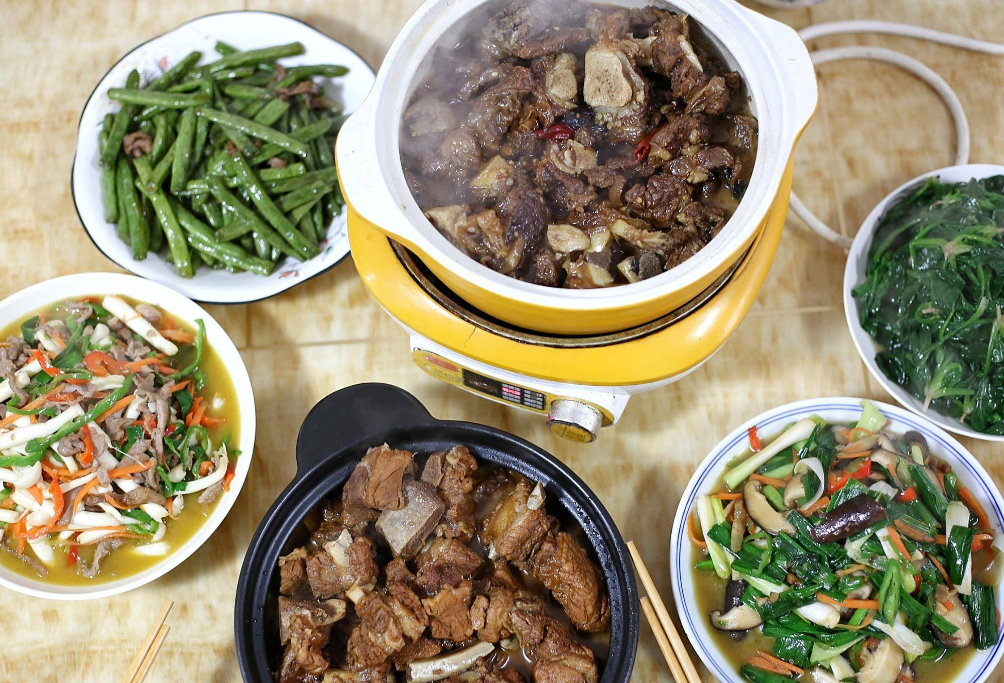 晚餐不知道吃什么?这5道家常菜有荤有素,不输大厨!  不知道吃什么菜