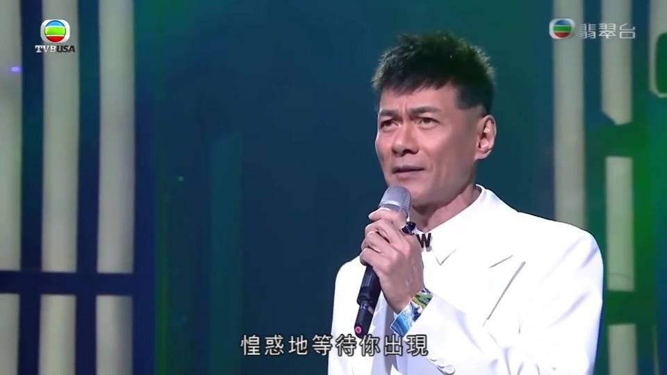 TVB上传江华旧影片 网民惊叹:真的太像刘德华了
