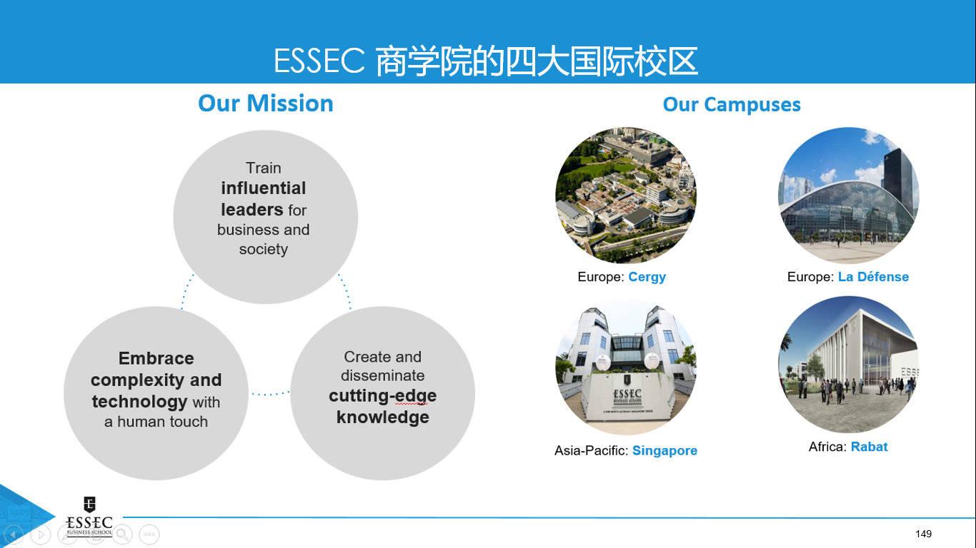 原创             法国留学:埃塞克高等商学院久负盛名的精英教育体制