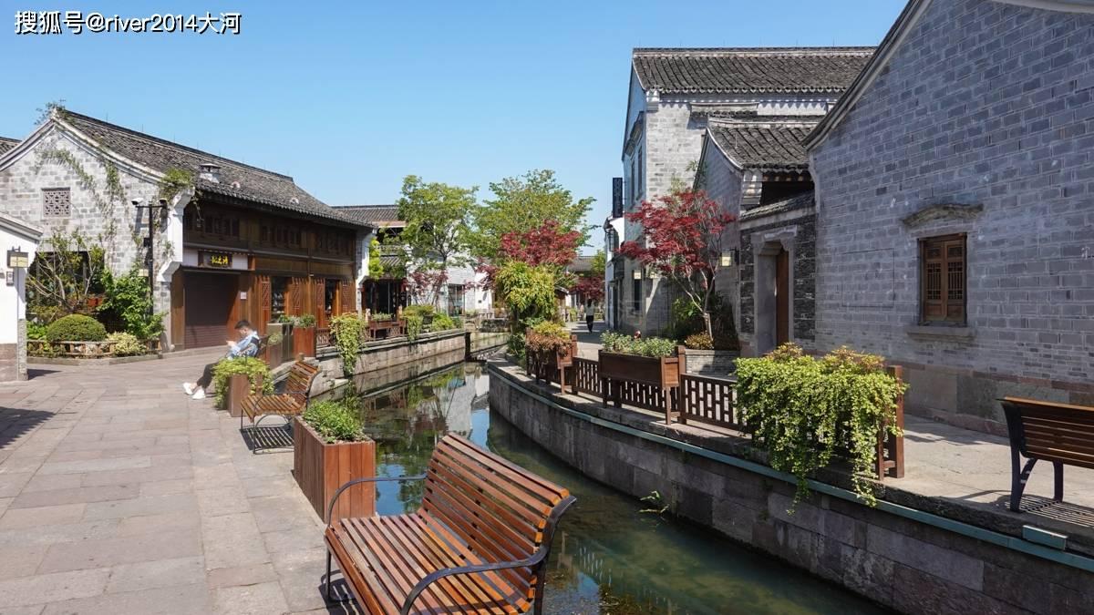 原创             宁波东钱湖畔藏着一座千年古村,五一假期来体验水乡风情