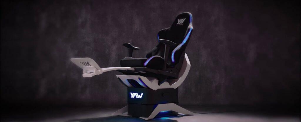 Yaw2运动模拟器在Kickstarter已筹得90万美元