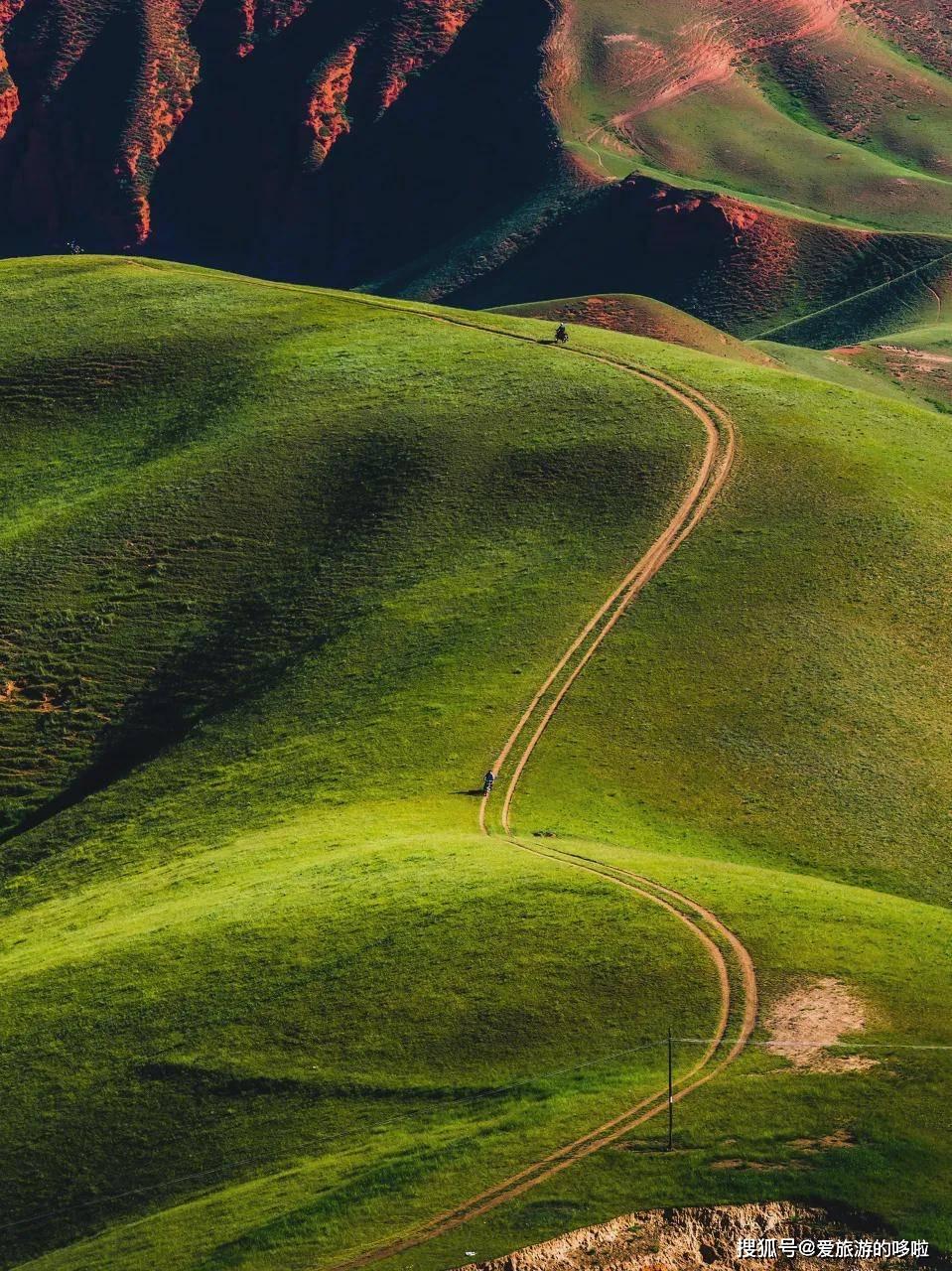 此生必去的西北大环线,到底有多美?有生之年一定要去一趟!