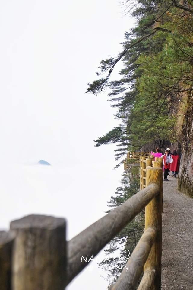 原创             明月山的网红景点,刺激却很安全,能体会腾云驾雾的感觉