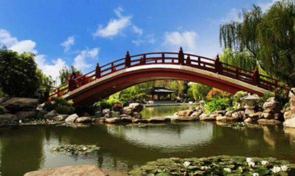 心理测试:4座桥,哪一座的风景最美?测今年你会在哪方面走大运  第4张