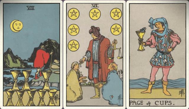 神叨酱塔罗:水瓶座五月运,遇聊得来条件棒的桃花,财运有贵人  第2张
