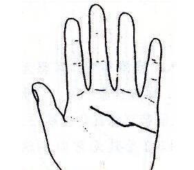 """秘传手相古相法精解:手相""""感情线""""、详细图文解析、值得收藏!  第35张"""