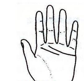 """秘传手相古相法精解:手相""""感情线""""、详细图文解析、值得收藏!  第17张"""
