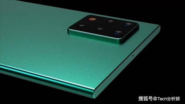 原创             诺基亚新概念机:120Hz卷轴屏+120W快充,还有6000mAh大电池!