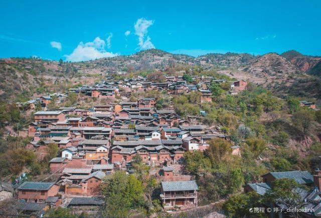 云南最古老的村落,至今已1100多年,因《舌尖上的中国》而闻名