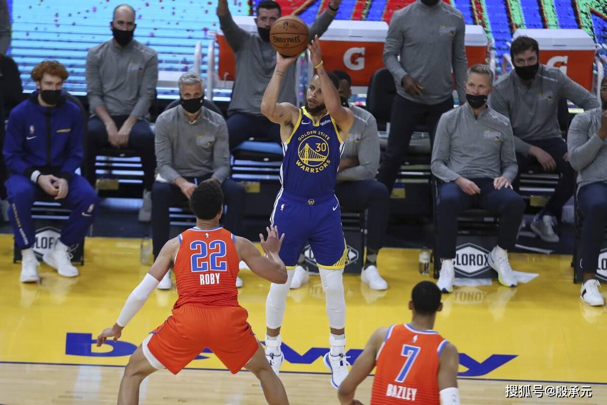 超越科比!库里一项数据成近25年NBA第一