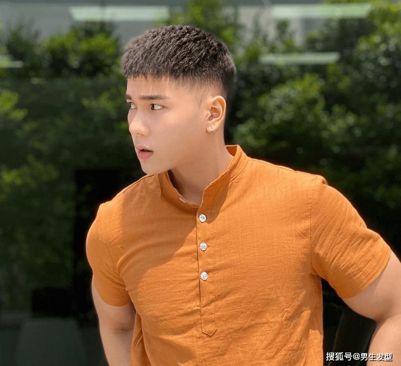 """2021男生""""短发""""怎么剪才好看?试试这几款帅气"""
