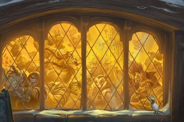 《炉石传说作为一款卡牌类游戏,它吸引众多玩家的亮点在哪?》