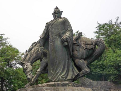 古代最强的父子,关羽父子排末,第一名留下了很多故事