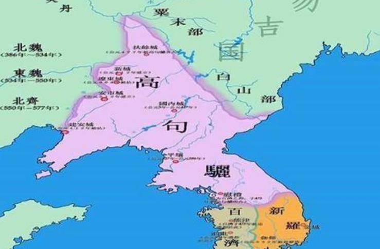 吉林高句丽王朝申遗成功,韩国抗议,联合国:抗议驳回