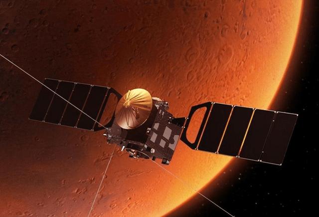 马斯克祝贺天问一号探测器乐成登岸火星