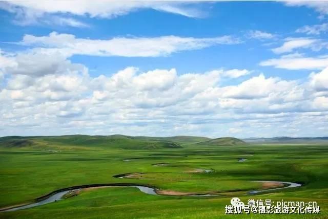 """摄游攻略 天堂草原上的""""天下第一曲水""""——莫尔格勒河"""
