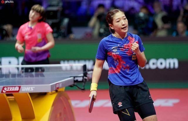 刘诗雯:中国乒乓球国家队内卷的牺牲者!她打完混双后可能退赛!