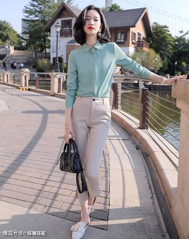 夏季绿色怎么穿?2点穿搭提议与4件单品搭配,值得参考