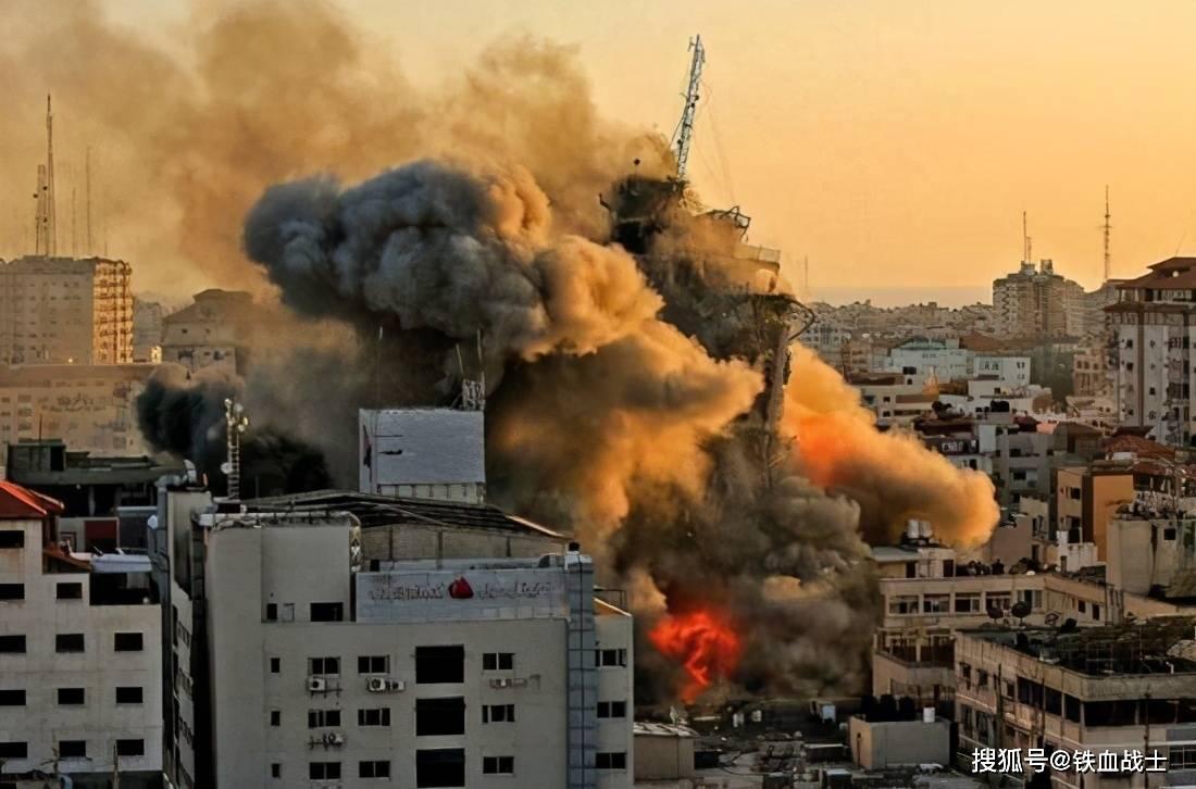 """我们都被骗了!以色列""""通讯炸楼""""真相曝光,根本没那么人性化we7"""