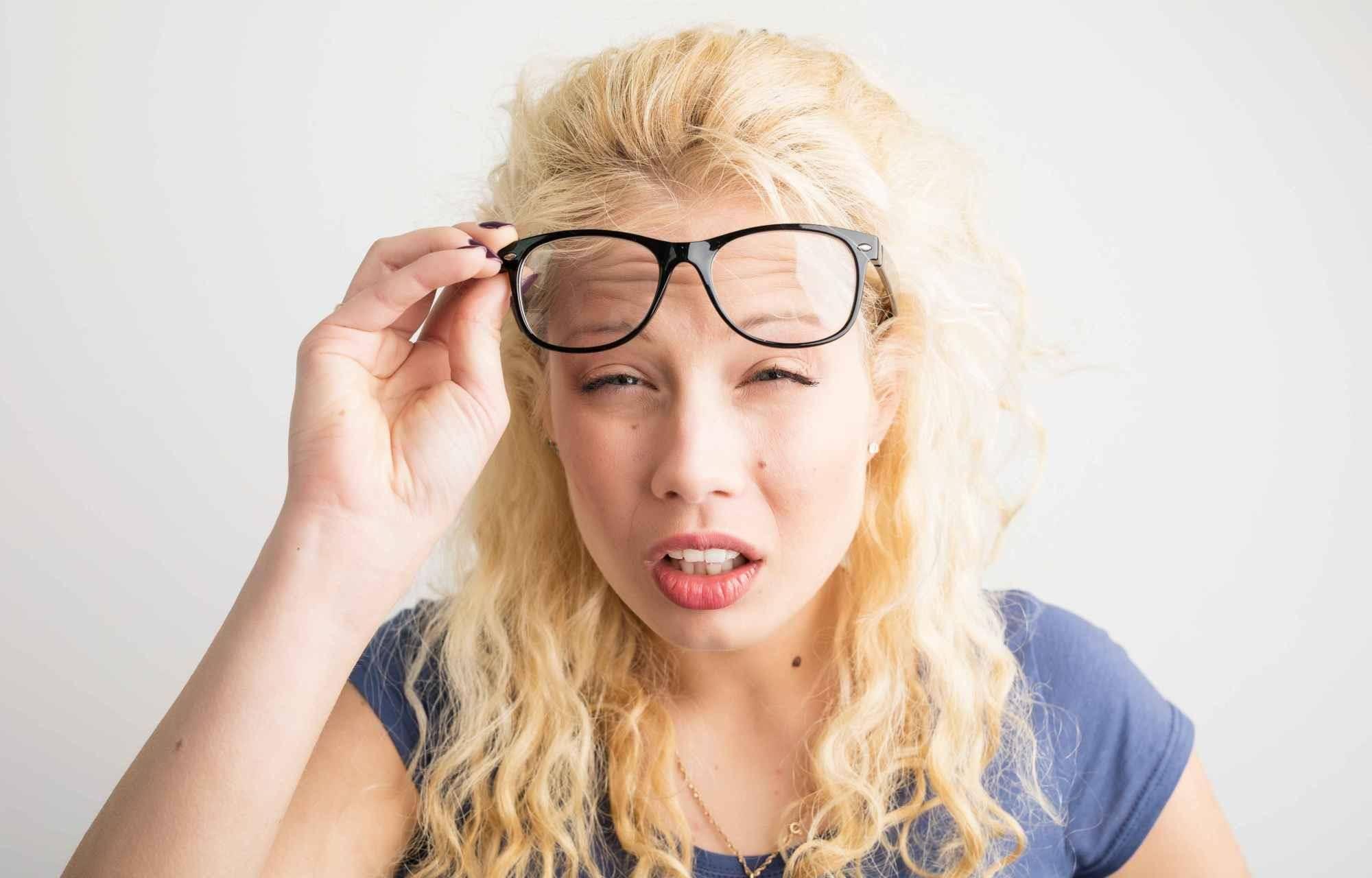 想多了!眼皮跳可能是疾病征兆  二十四小时眼跳吉凶预兆