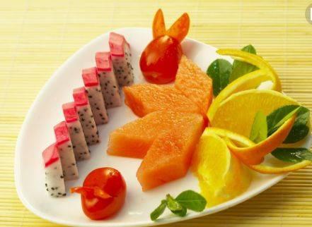 心理测试:你喜欢哪个水果拼盘?测你明年会不会飞黄腾达!  第4张