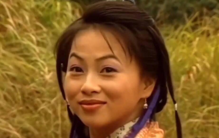 黄日华版《天龙八部》12位女演员今昔对比照 谁的变化超乎想象
