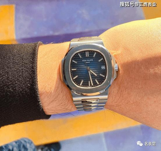 鹦鹉螺上手怎么样?适合中年男士气质的手表 比劳力士更有贵族范 爸爸 第6张