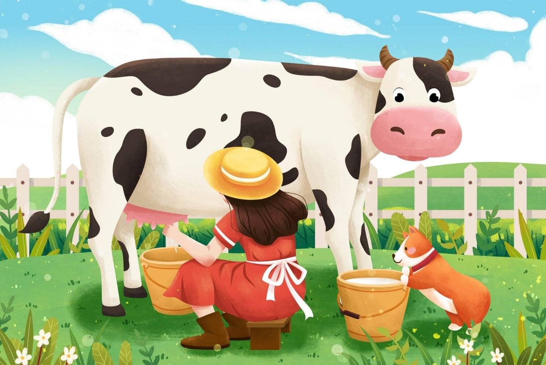 牛初乳加钙,帮助孩子提升免疫力,助力成长!