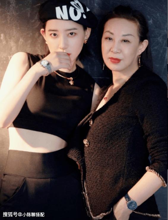 50+的妈妈能美到什么程度?看到她才知道追梦不挑年龄,被圈粉了