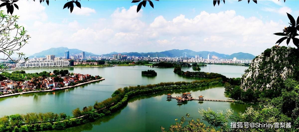 """珠三角""""最失落""""城市,做过广东""""省会"""",曾能吊打深圳东莞,如今无奈吊车尾"""