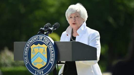 美国财长耶伦 拜登提出的4万亿美元方案会导致利率上升,但对美国有利