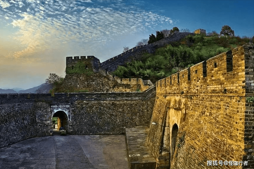 """浙江一座江南长城,被称""""江南八达岭"""",比北京长城还早一千年"""