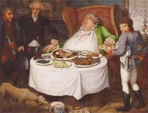 法國大胃王特拉雷,10歲能吃掉半頭牛,屍檢時惡臭讓在場醫生抓狂
