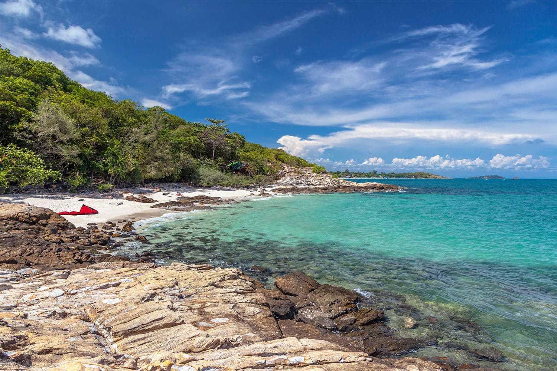 阁骨岛风景