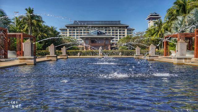 这哪是酒店啊?就是公园!海棠湾性价比最高的五星级,淡季500多