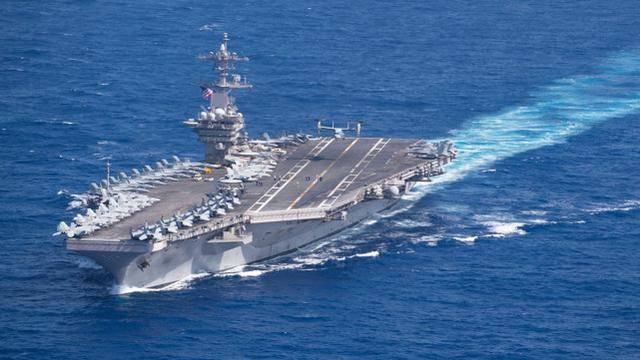 美军终于栽了大跟头!反美急先锋出手报复,3艘核潜艇被炸出水面