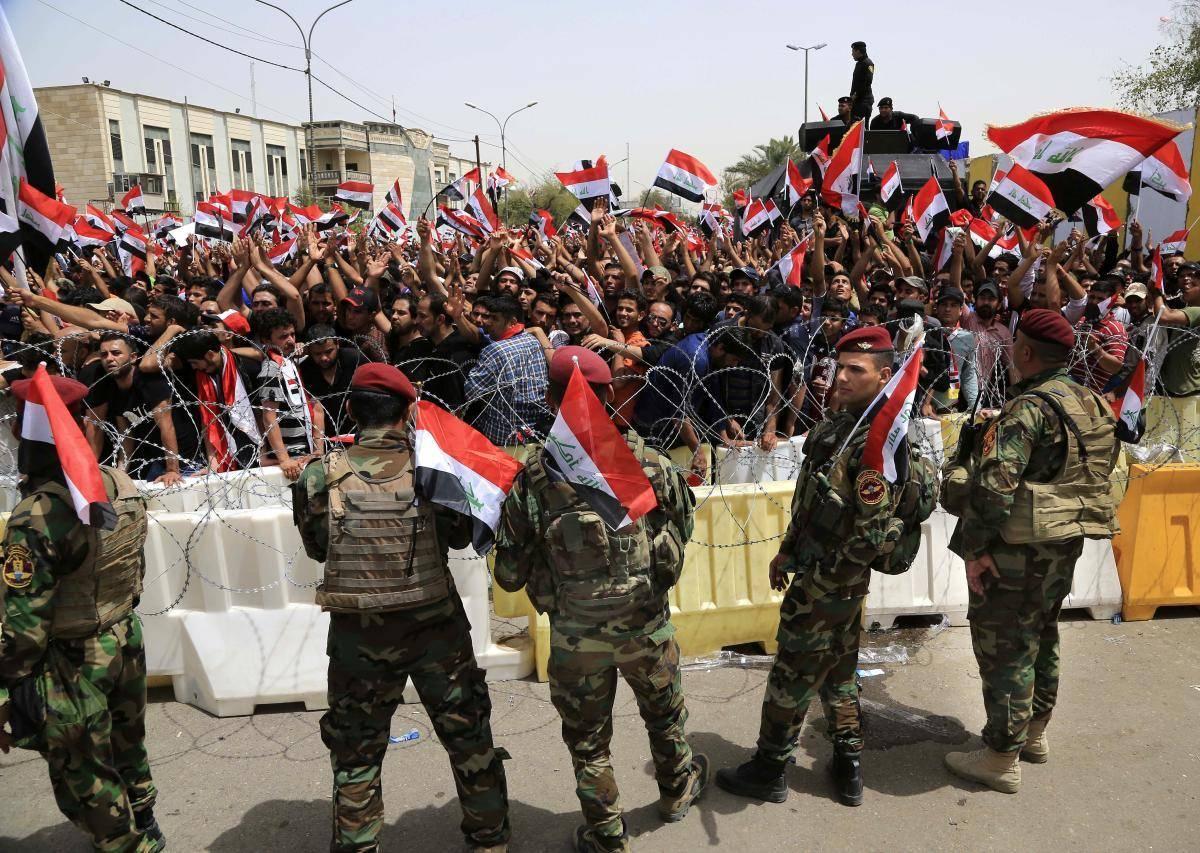 驻伊美军基地又遭袭,伊拉克向美军下逐客令,5000士兵一个不留