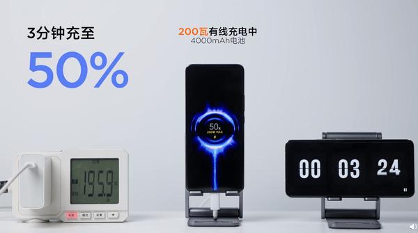 电池|技术·200W的充电技术,是鸡肋吗?