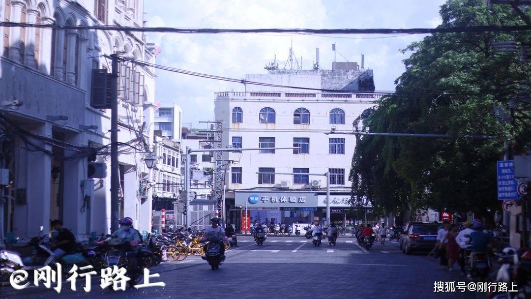 老街|骑楼·观赏海口骑楼老街建筑,感受极具地方特色的历史文化