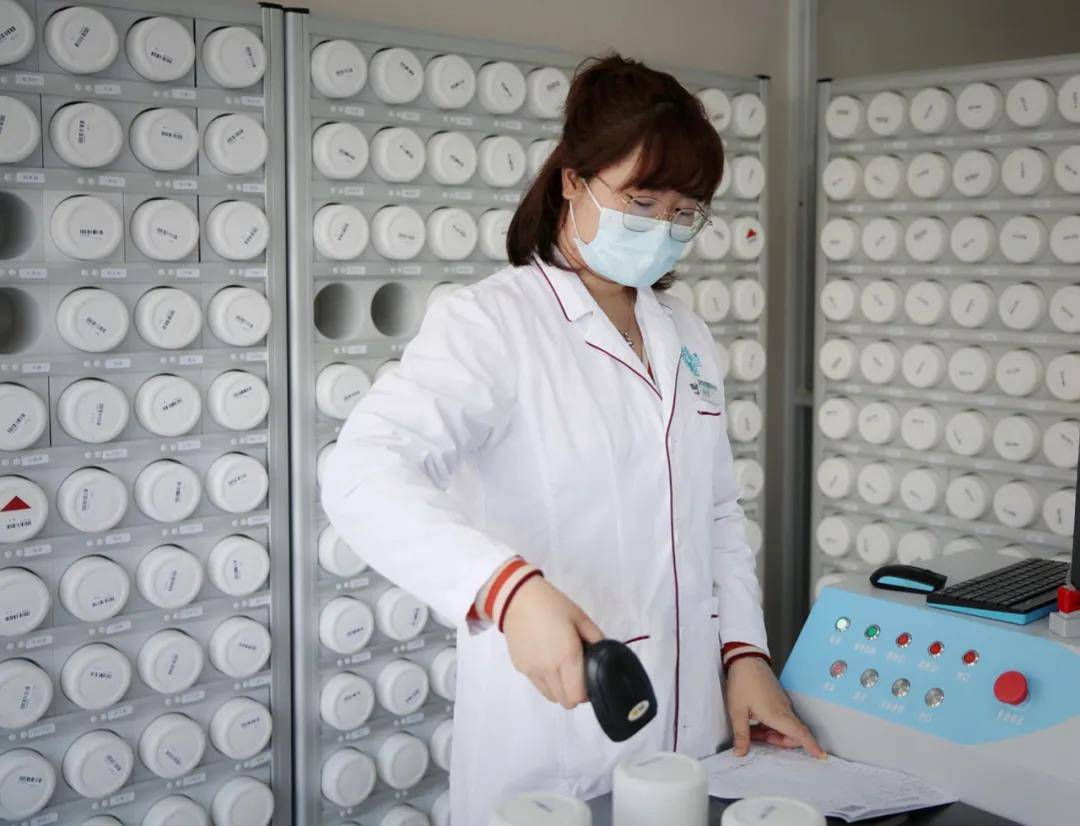 严守药品安全生命线确保患者用药准确无误