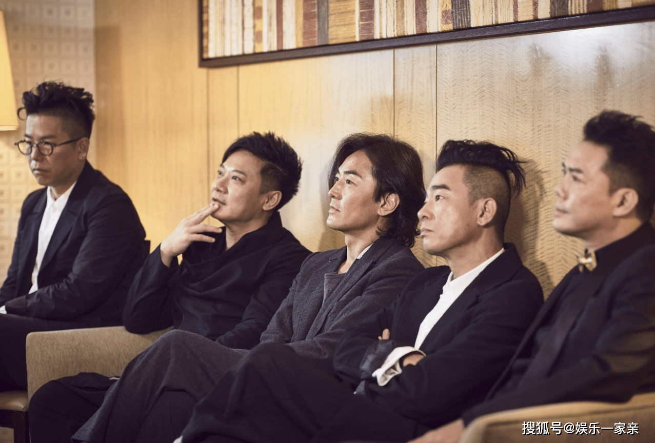 《哥哥的滚烫人生》定档,陈小春、言承旭、胡海泉33位男星,阵容豪华不火都难