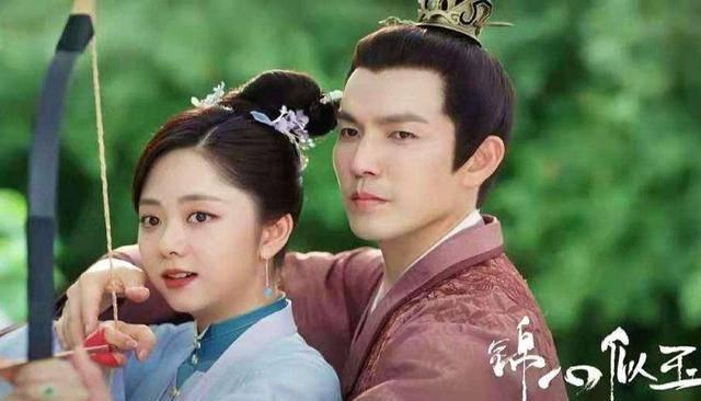 2021年最佳荧幕cp,苏晓彤王子奇配一脸,热巴吴磊姐弟恋真香