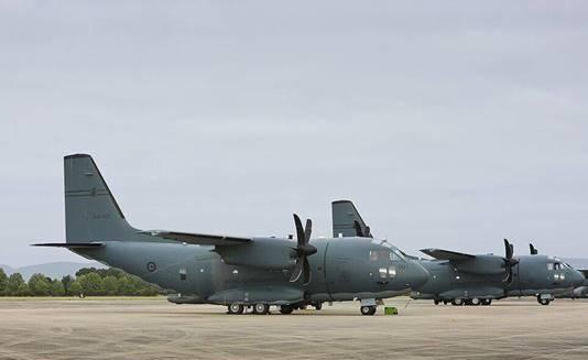 一周内连摔两架?又一架美军机在中东坠毁,或正执行特殊任务