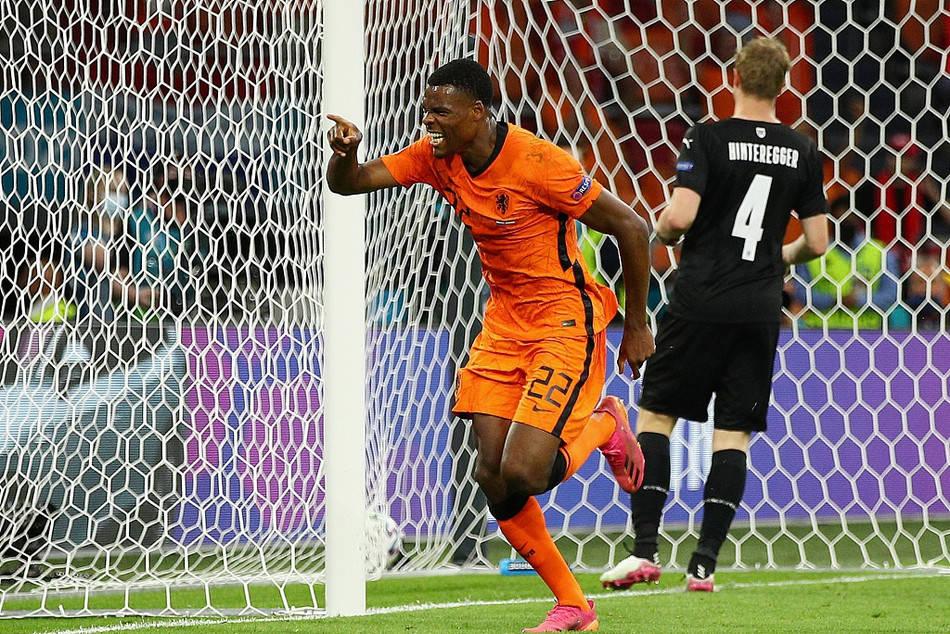 欧洲杯又一新星横空出世!荷兰飞翼连续当选MVP,独进2球+造点