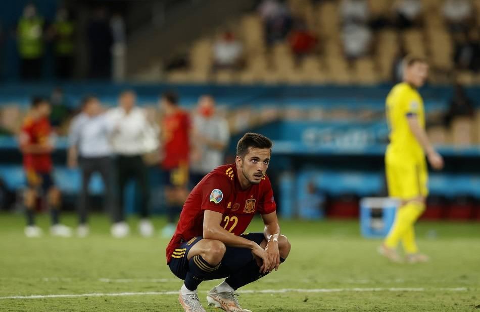 西班牙进球功臣被炮轰!名宿说他临门一脚不可,媒体说他不配进国度队_KU游官网