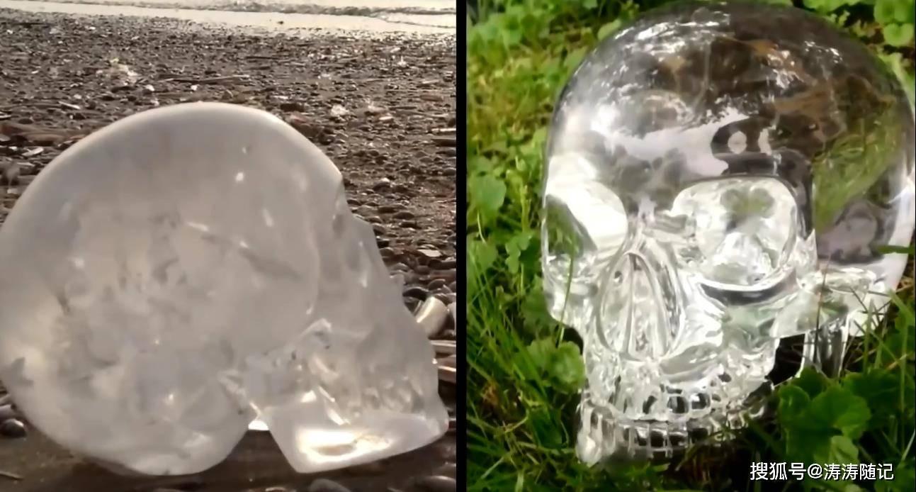水晶骨头的来源到底是什么?与外星文明有关吗?