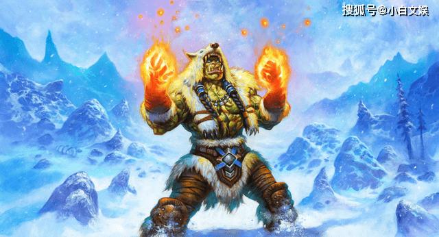 """看完""""雷神""""盘点,我发现炉石里有俩雷神!"""