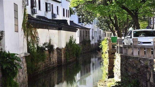 原创             江苏太湖旁一古镇,距苏州仅25公里,古韵也不输周庄,却鲜为人知